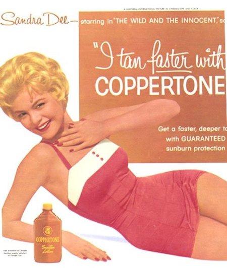 El primer protector solar comercializado fue Coppertone: la historia