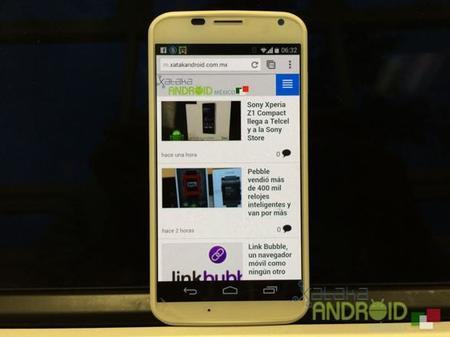 La aplicación de cámara del Moto G y Moto X se actualiza con mejoras interesantes