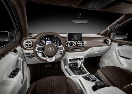 Mercedes Benz Clase X 19