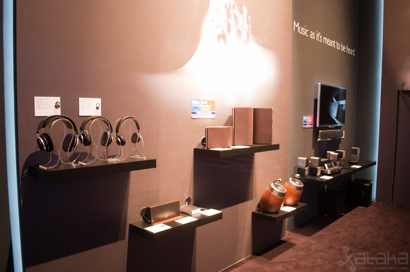 Philips Fidelio en IFA 2012