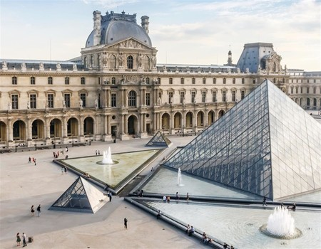 Louvre Paris Tickets