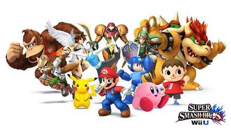 Fecha de salida oficial de Super Smash Bros para Wii U, paquetes y más detalles