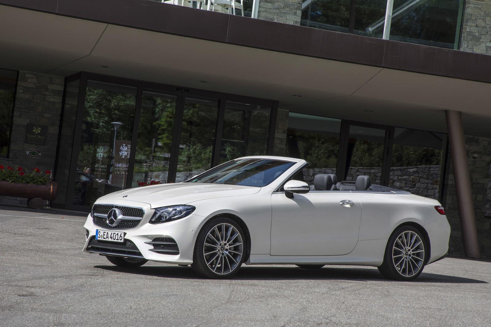 Foto de Mercedes-Benz Clase E Cabrio, toma de contacto (77/156)
