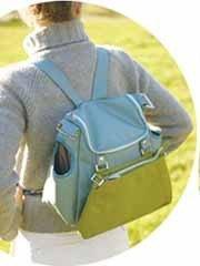 Bandicoot: el bolso de mamá y del bebé, todo en uno