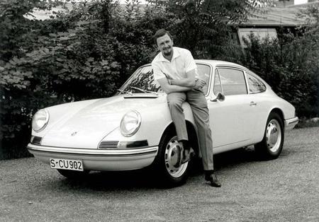 El Museo Porsche rinde homenaje a Ferdinand Alexander Porsche