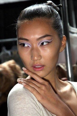 tendencia maquillaje 2011
