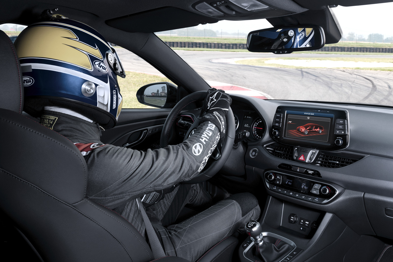 Foto de Hyundai i30 Fastback N 2019 (presentación) (94/125)