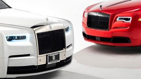 Regalo de bodas desmedido, nivel: regalarse un Rolls-Royce Dawn y un Phantom Tempus