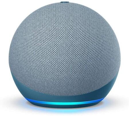 Echo Dot de cuarta generación con Alexa en oferta en Amazon México