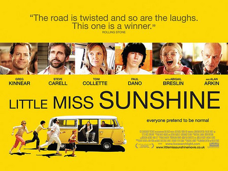 Película Little Miss Sunshine.