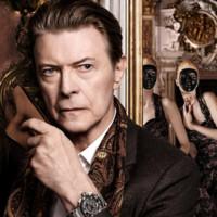 David Bowie es la nueva imagen de Louis Vuitton