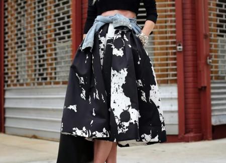 ¿Eres tan fan de las faldas con volumen como Atlantic Pacific?