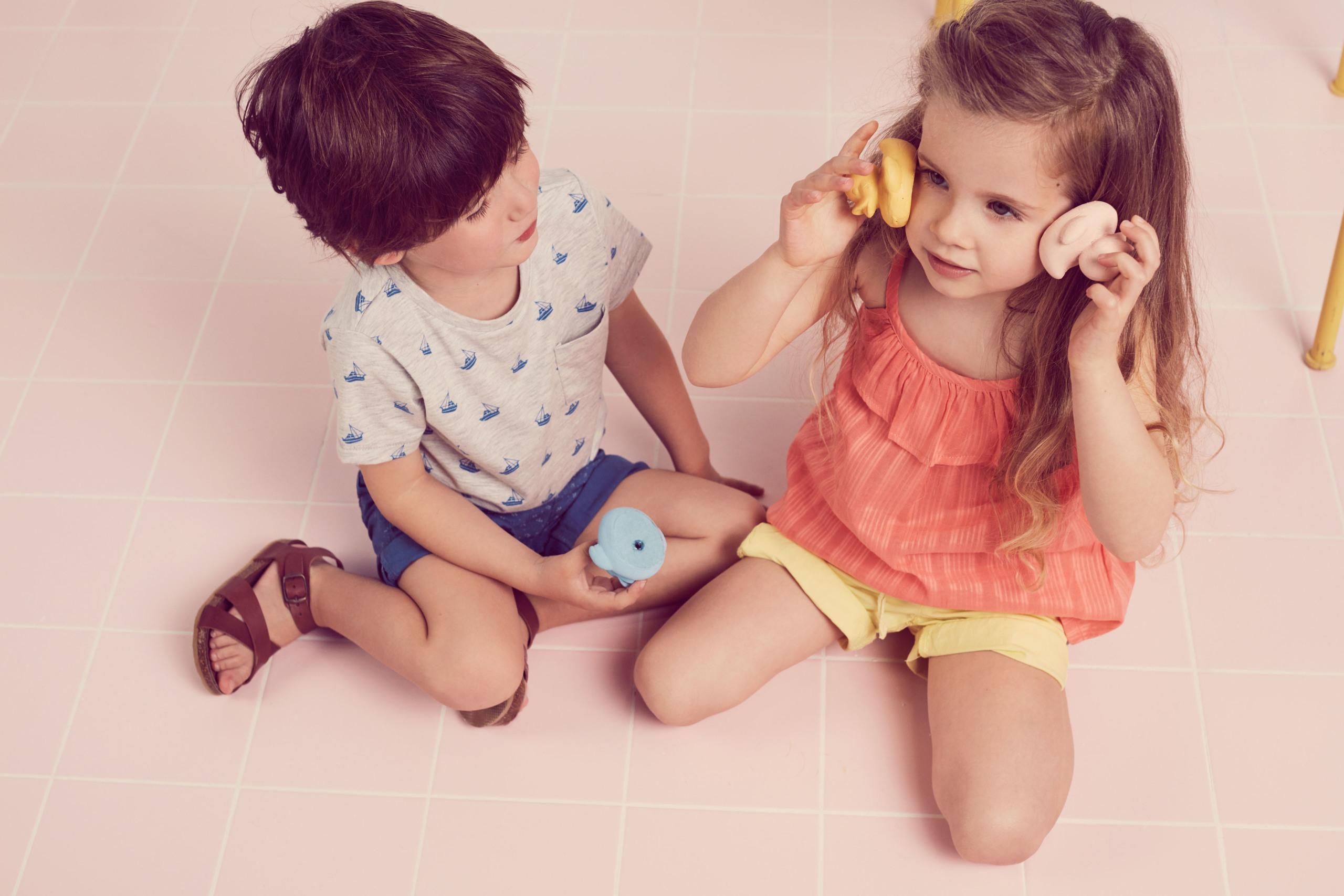Mango baño Kids