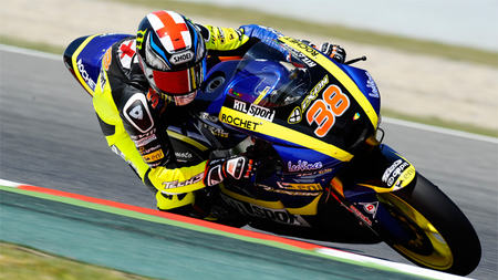Bradley Smith Silverstone Moto2
