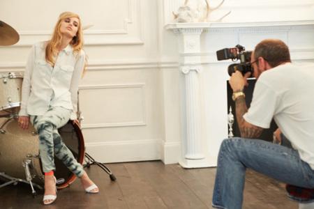 Georgia May Jagger es la rocker de H&M por primavera