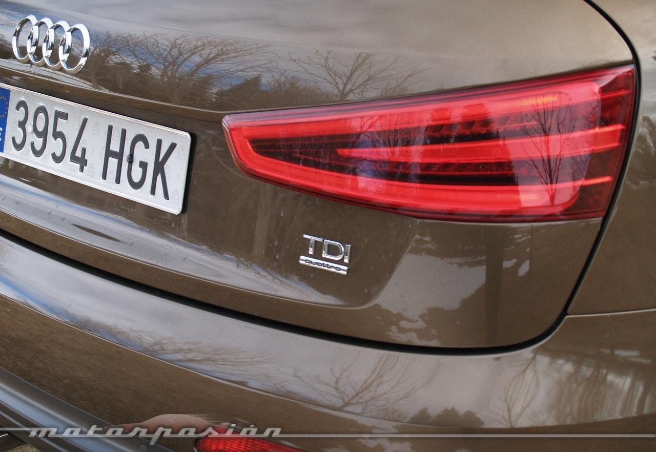 Foto de Audi Q3 (miniprueba) (11/26)
