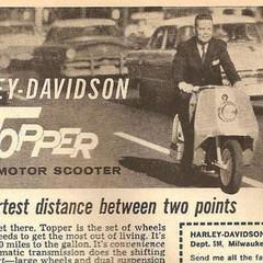 Foto 2 de 13 de la galería harley-davidson-topper-scooter en Motorpasion Moto