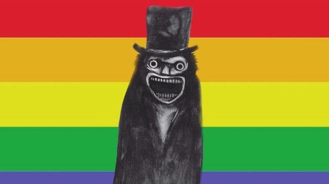 Babadook Gay 1
