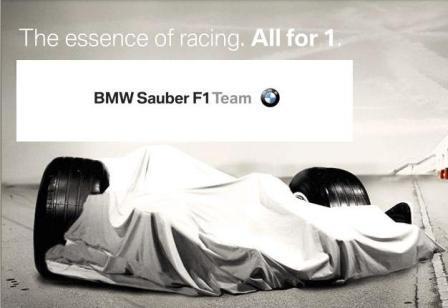 Sigue la presentación del BMW Sauber F1.08 desde internet