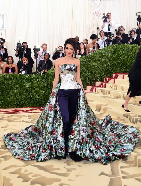 Amal Clooney Met 2018