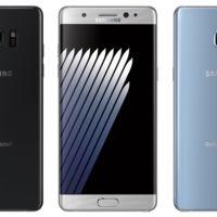 Galaxy Note 7 en todo su esplendor, se confirma su hermoso diseño con pantalla curva