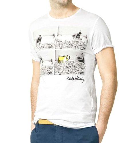Keith Haring Zara 2