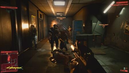 Cyberpunk2077 Should Have Taken The Elevator Rgb En