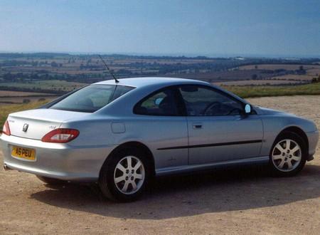 Peugeot 406 Coupe 2001 1600 0c