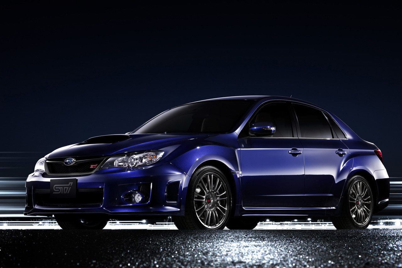 Foto de 2011 Subaru Impreza WRX STI A-Line (1/6)