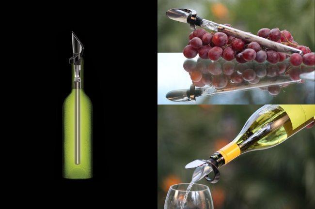 Vinoice, enfriador de vino