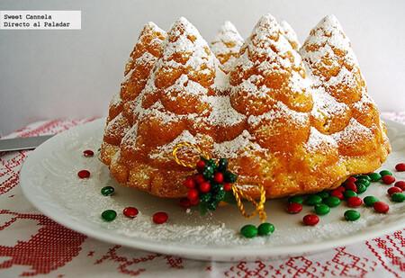 Pinitos de mandarina. Receta de Navidad (Altitudes altas)