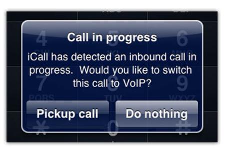 Apple acaba con las restricciones VoIP vía 3G y se estrena en la aplicación iCall