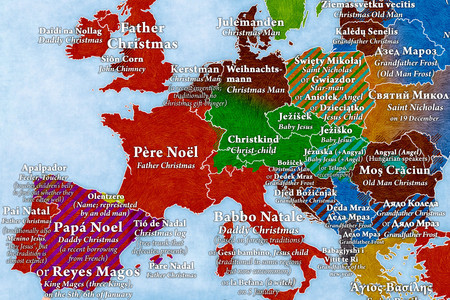 De Joulupukki a Weihnachtsmann: así se llaman los otros Papá Noel de Europa