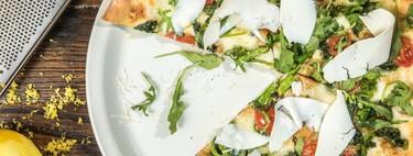 Las mejores bases e ingredientes con los que puedes hacer tu pizza más saludable