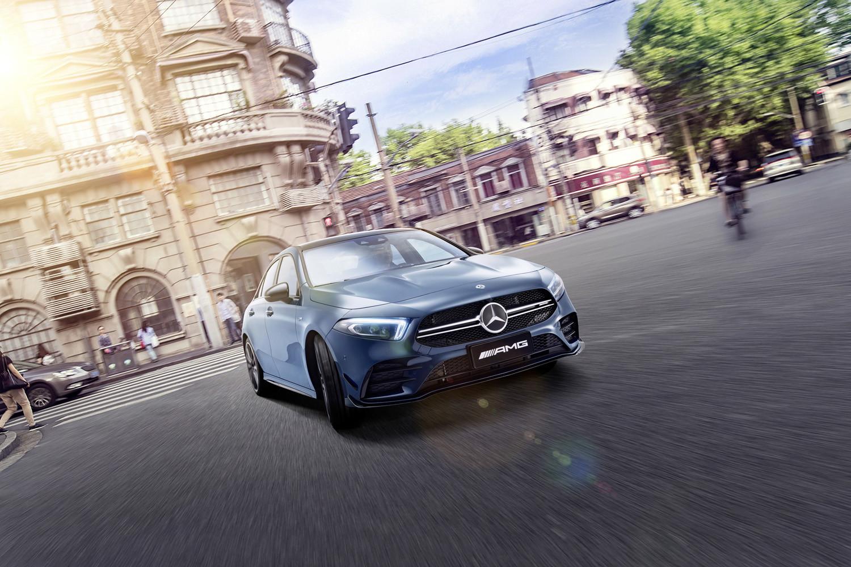 Foto de Mercedes-AMG A 35 L 4Matic (2/12)