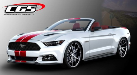 Ford Mustang SEMA Show