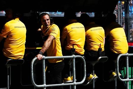 Abiteboul Renault F1