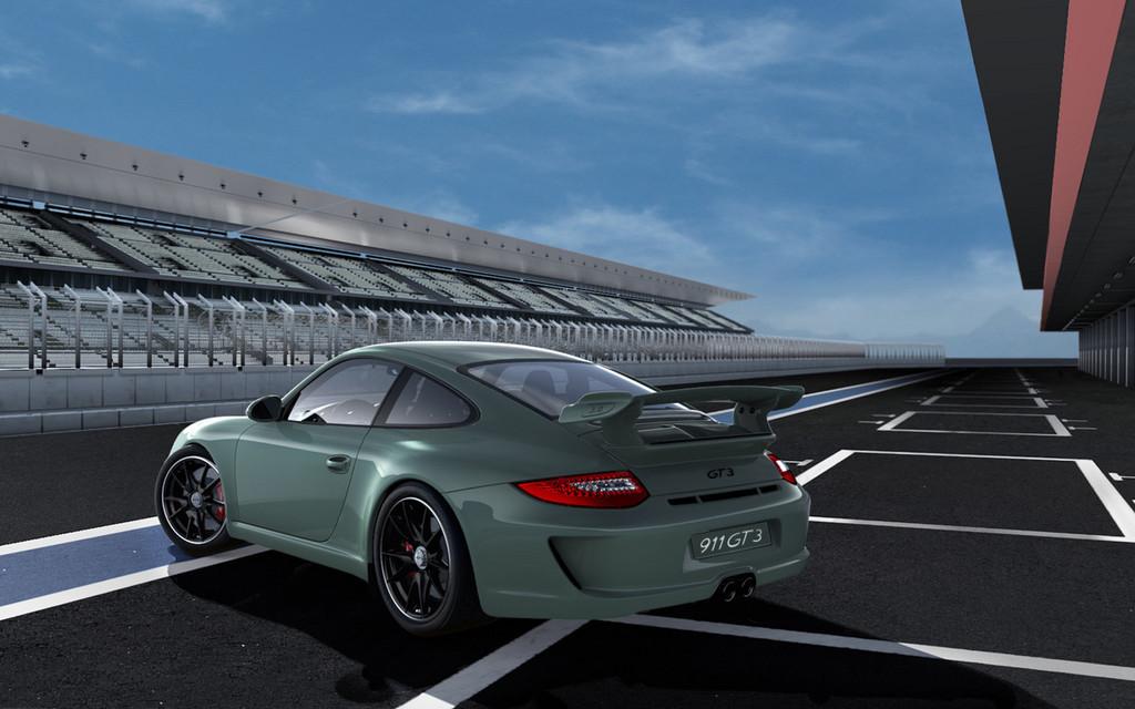 Foto de Porsche 911 GT3 2009 (3/132)