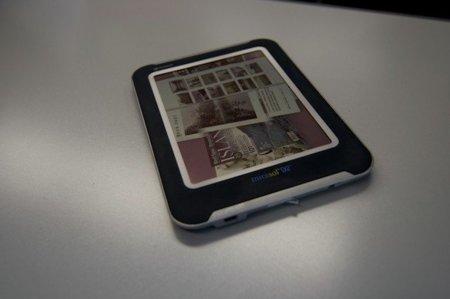 Dispositivo ereader de Qualcomm basado en mirasol