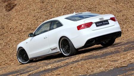Audi S5 Coupé por Senner Tuning