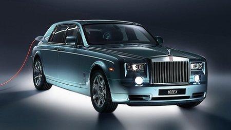 Rolls-Royce 102EX, más datos del lujoso eléctrico