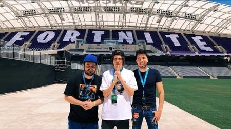 WillyRex, Rubius y LolitoFdez son Iniesta, Xavi y Villa y los eventos de Fortnite cada vez se parecen más a un mundial de fútbol