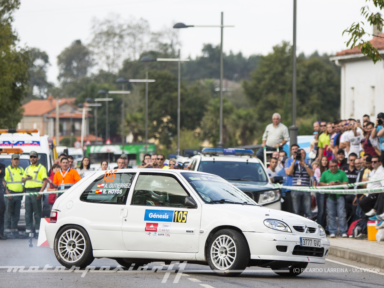 Rallye de Santander 2014
