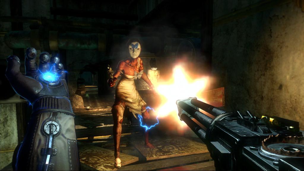 Foto de 'Bioshock 2', nuevas imágenes (11/01) (7/10)