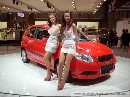 Chevrolet en el Salón de Madrid