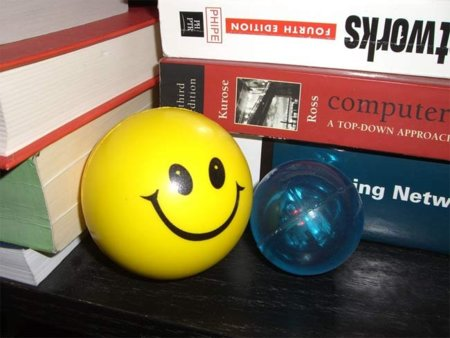 Beneficios de estrujar una pelota anti estrés