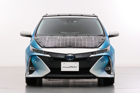 Toyota Prius PHV Demo Car