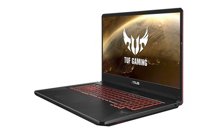 En eBay, tenemos ahora rebajado el portátil gaming ASUS TUF FX705GD-EW091 a 736 euros