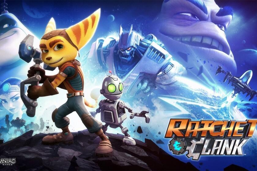 Ratchet & Clank será el primer juego gratuito en la PlayStation Store durante la iniciativa Play at Home en 2021