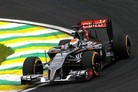 Sauber, de nuevo con sus primeros puntos a tiro